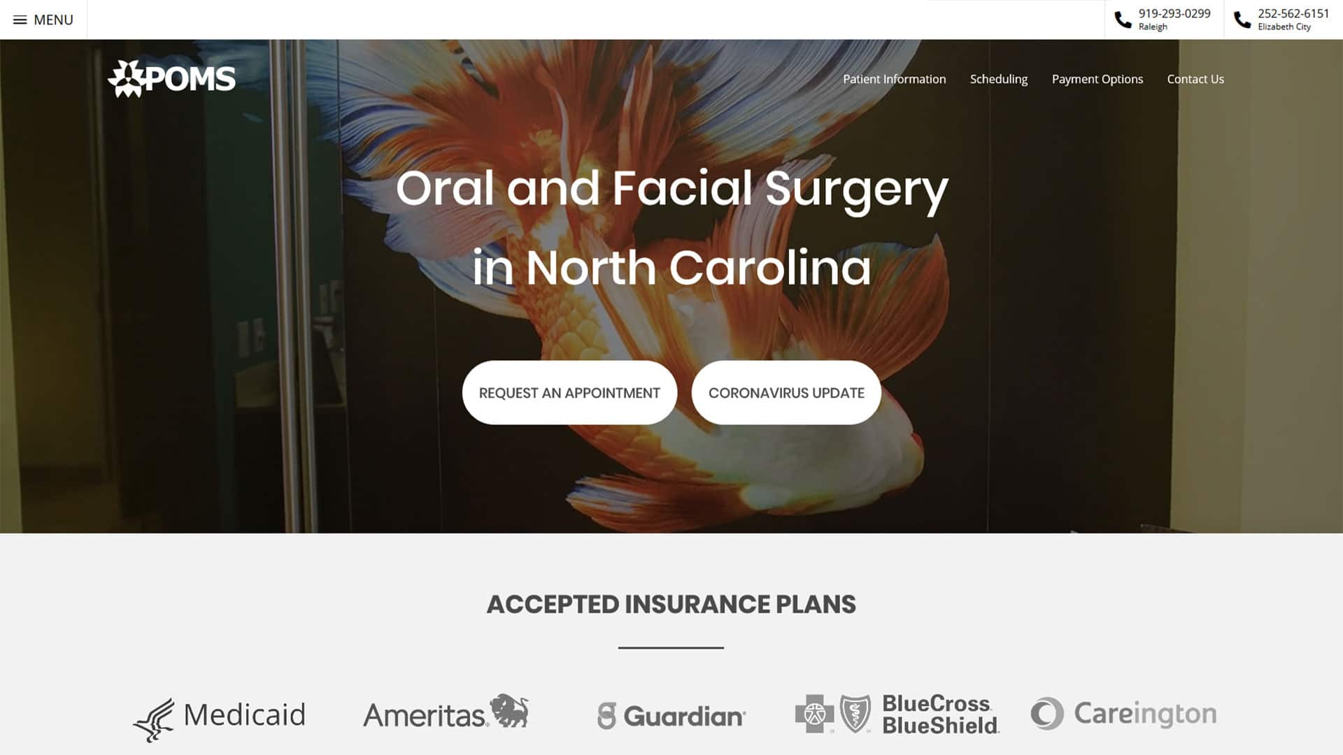 """""""POMS Oral Surgery Case Study"""" Featured Image"""