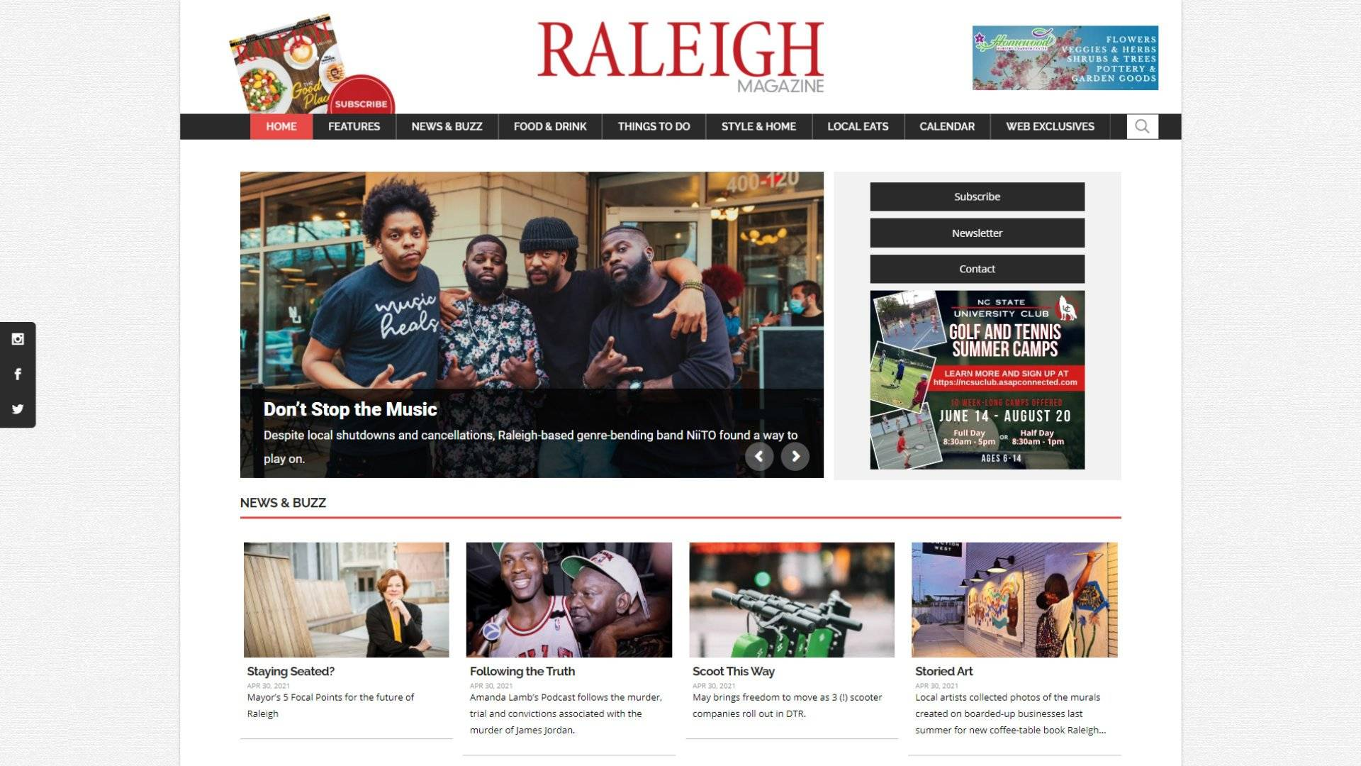 Featured Image for Redesign and Development of a Large Publication Website