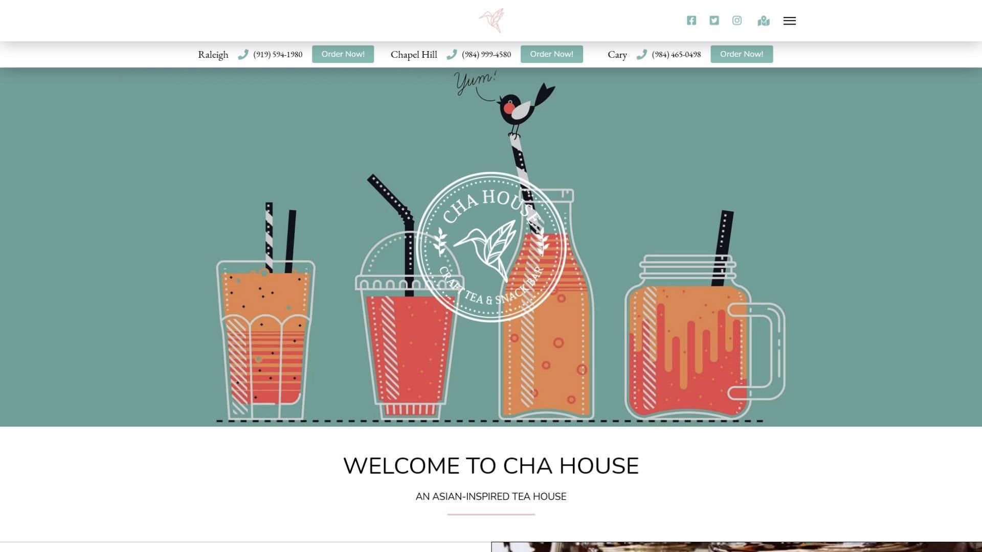 Cha House Case Study Placeholder Image