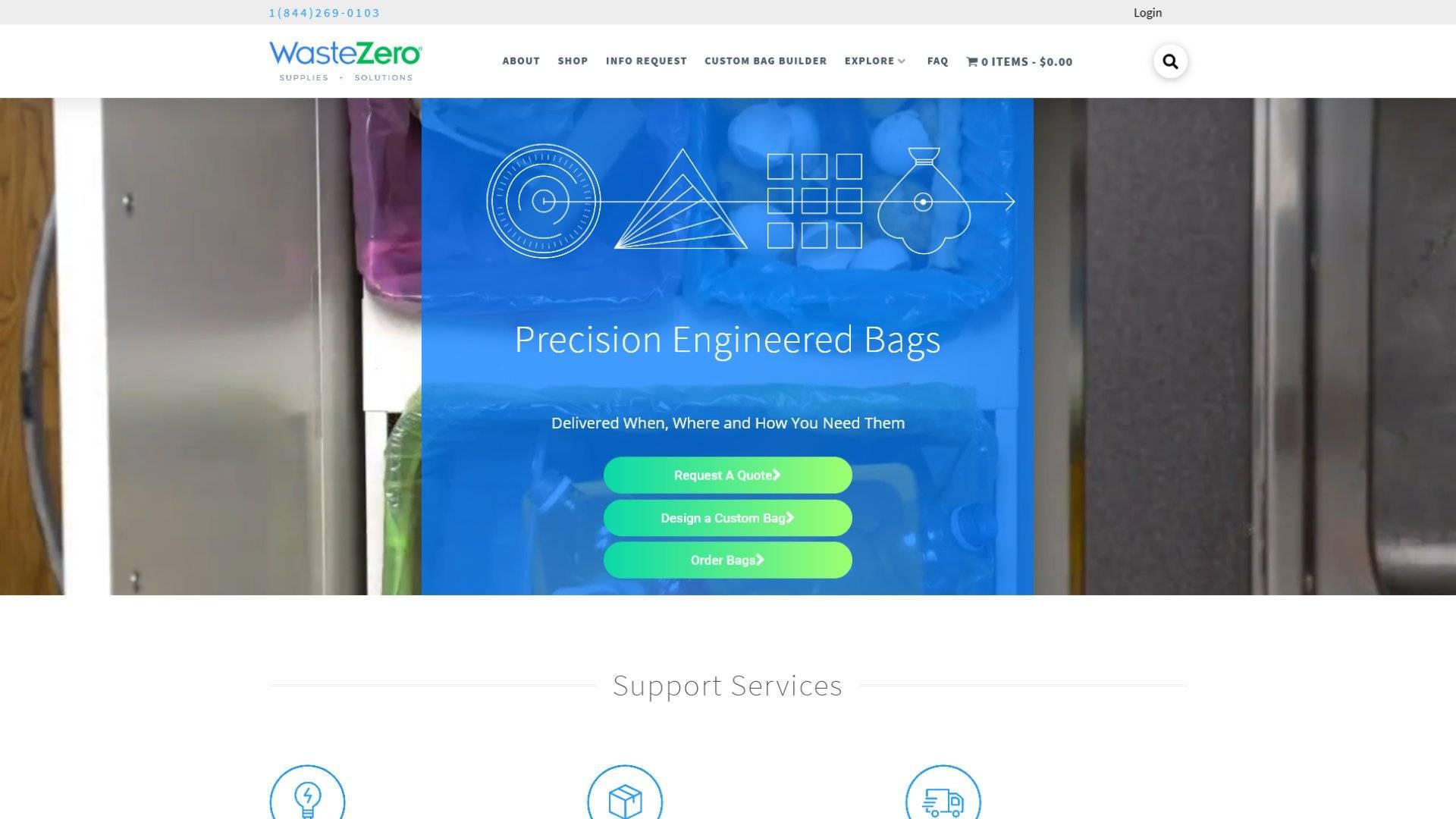 WasteZero Case Study Placeholder Image